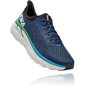Hoka One One Clifton 7 Running Shoes Men, moonlit ocean/anthracite